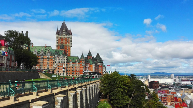 Montreal and Old Quebec